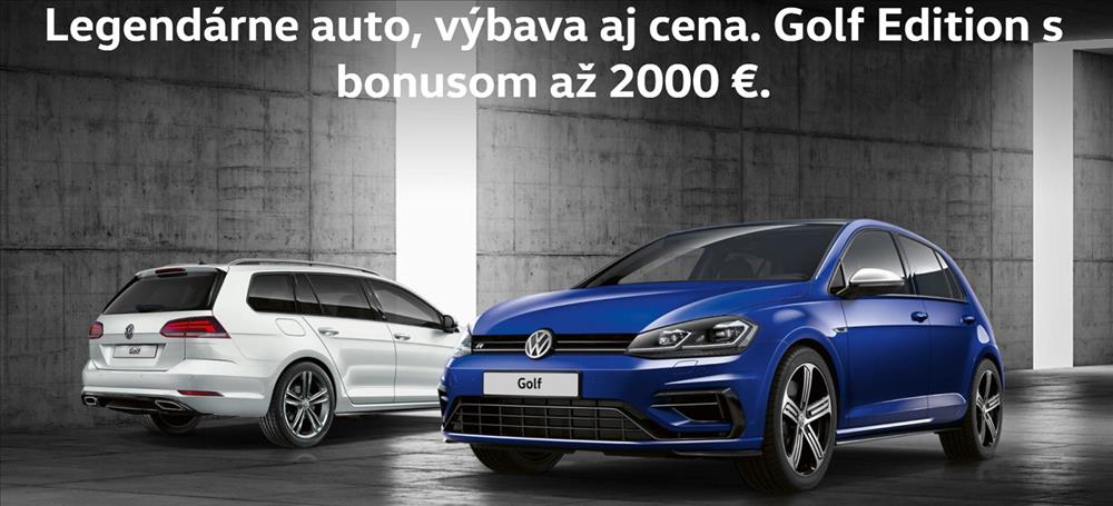 Autoprofit.sk GOLF INNOVATION BONUS.