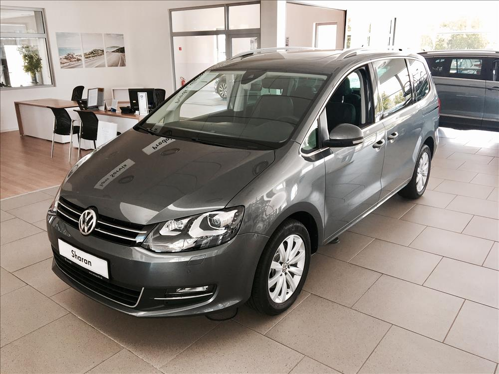 Autoprofit.sk Volkswagen Sharan Family&Business Highline 2,0 TDI 4Motion
